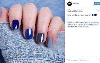 Unghie Primavera Estate 2017, 50 sfumature di blu: come sfruttare il colore di stagione [FOTO]