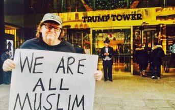 """Michael Moore nuovo film contro Trump, """"Fahrenheit 11/9"""": """"Un narcisista che non arriverà a fine mandato"""""""