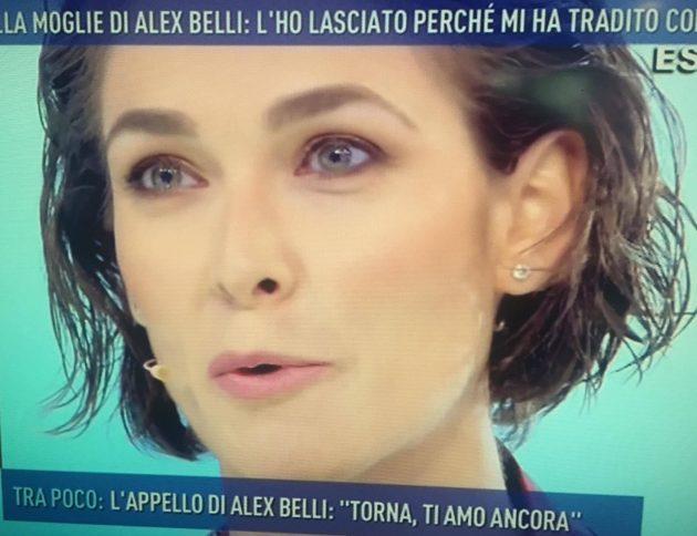 Gossip sulle corna: Katarina Raniakova: Alex Belli mi faceva le corna