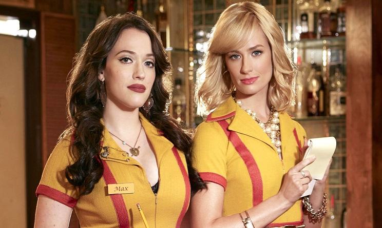 2 broke girls, 2 broke girls cancellata, serie tv rinnovi e cancellazioni