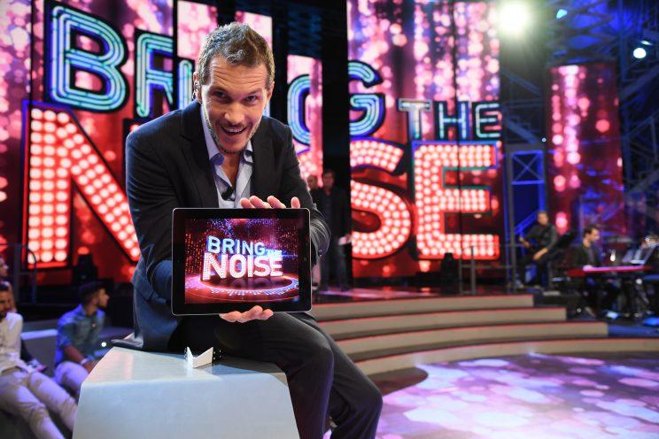 Bring the noise ospiti prima puntata torna il quiz game musicale di alvin tutte le info - Gioco da tavola bring the noise ...