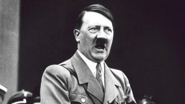 Adolf Hitler file Cia desecretato foto