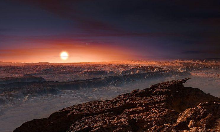 La stella più vicina ha un pianeta che potrebbe ospitare la vita