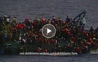 """""""Venite ad aiutarci, stiamo morendo"""" ma l'Italia non risponde: così sono morti 60 bambini in mare (AUDIO)"""
