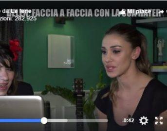 Belen Rodriguez Le Iene Show: la showgirl incontra i suoi hater e la reazione è inaspettata (VIDEO)