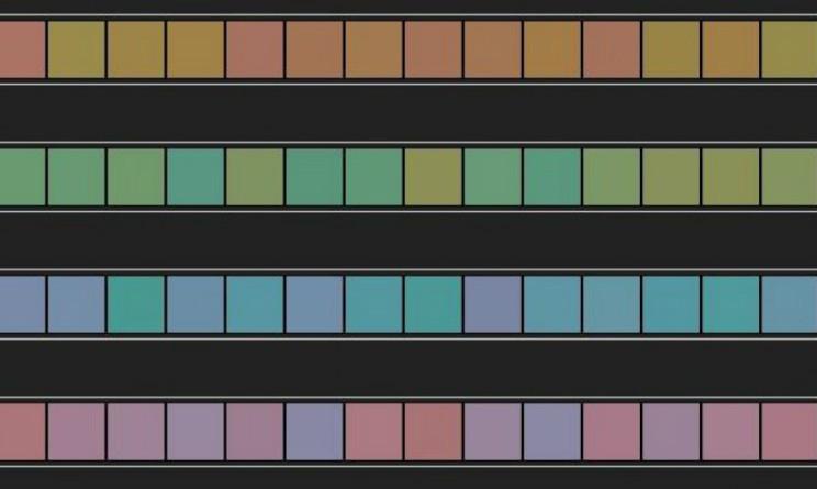 Colori, test di farnsworth munsell per capire quanti ne possiamo distinguere