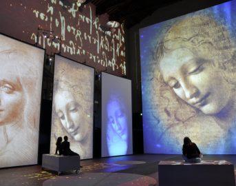 Da Vinci Experience, Firenze: a Santo Stefano al Ponte il tributo multimediale al genio italiano