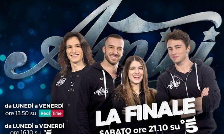 Finale Amici 2017, DIRETTA domani 27 maggio: anticipazioni, sondaggio e pronostico vincitore