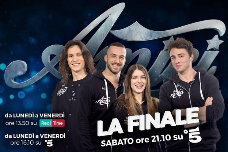 Amici 16 Finale