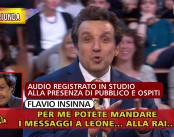 Flavio Insinna Striscia, nuovi guai per il conduttore: sospeso famoso spot tv di cui è protagonista