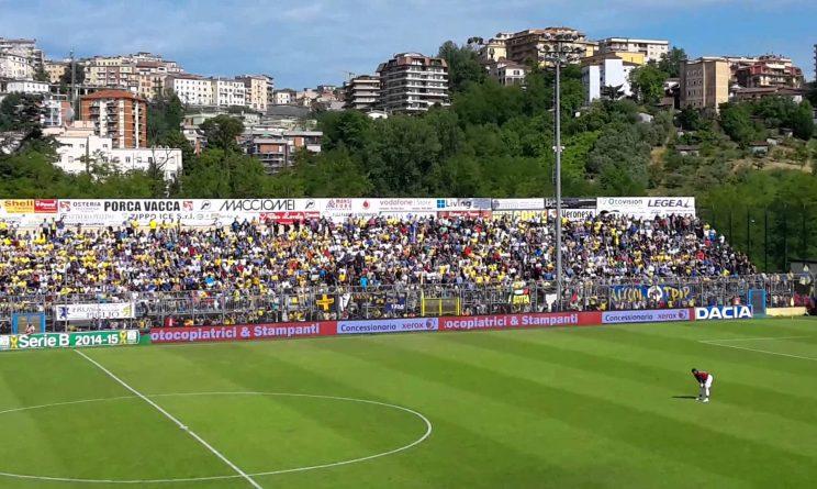 Diretta Frosinone-Pro Vercelli dove vedere in tv e streaming
