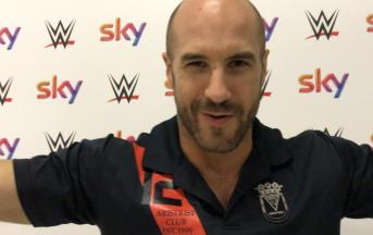 """Cesaro WWE intervista esclusiva: """"Deluso dopo Wrestlemania, tornerò campione"""""""