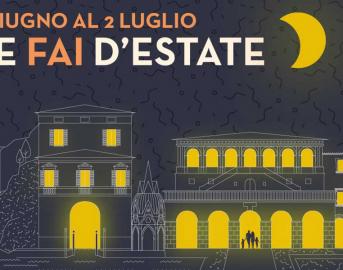 Sere FAI d'Estate 2017: un intero mese per scoprire le bellezze italiane sotto le stelle