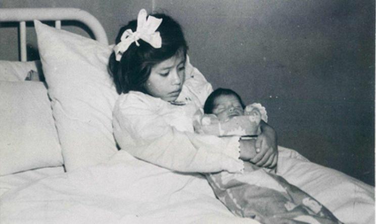 Lina Medina, la bambina che partori a soli 5 anni