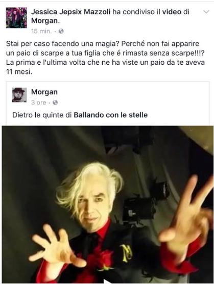 morgan facebook news