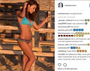 Melita Toniolo mamma: l'annuncio è social, su Instagram lo scatto che fa sognare i fan (FOTO)