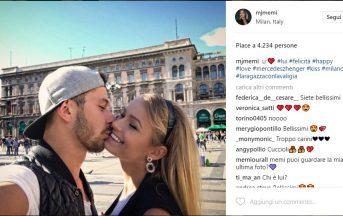 Mercedesz Henger fidanzato: la figlia d'arte e il lieto annuncio su Instagram (FOTO)