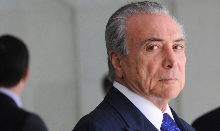 Procedura di impeachment per il presidente brasiliano Michel Temer