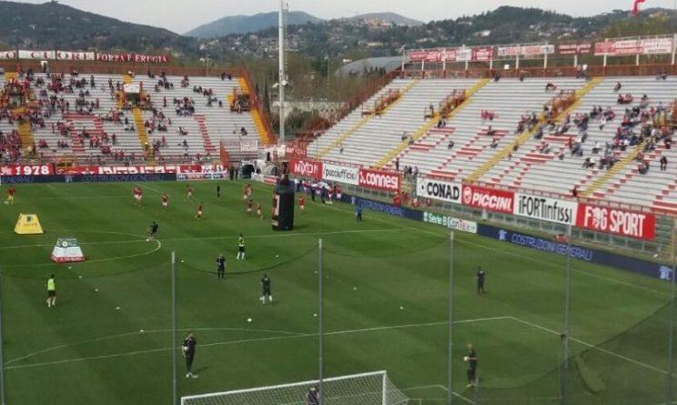 Diretta Perugia-Spezia, seguila live: le formazioni ufficiali