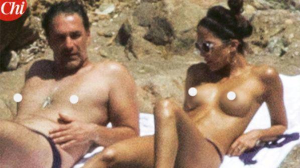 Raoul Bova e Rocio Munoz Morales gossip: lo scatto bollente che fa impazzire i fan
