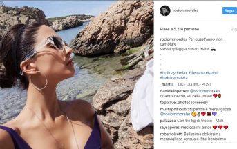 Raoul Bova e Rocio Munoz Morales gossip: lo scatto bollente che fa impazzire i fan (FOTO)