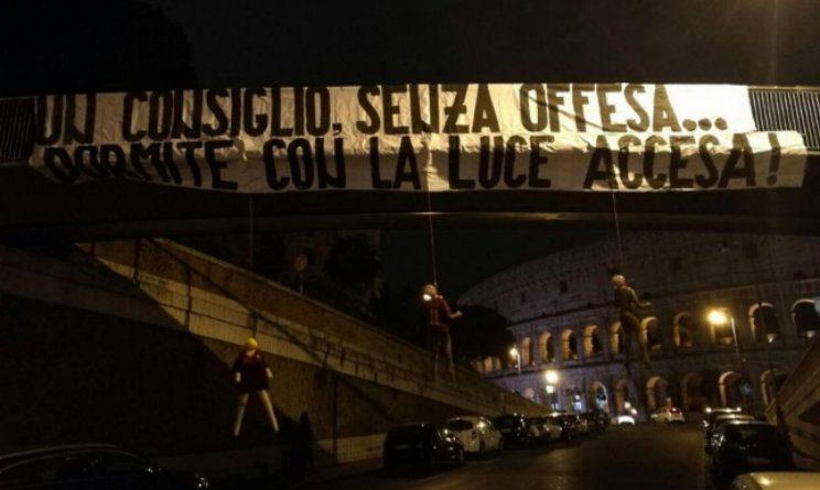 Manichini Roma, la condanna della Lazio
