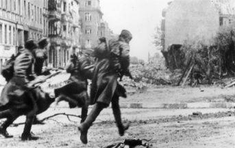 Seconda Guerra Mondiale: il 2 maggio 1945 i sovietici conquistano Berlino