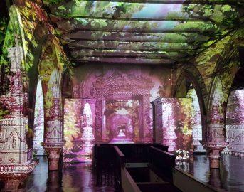 Viva Vivaldi mostre Venezia 2017: videomapping ed effetti speciali al Museo Diocesano