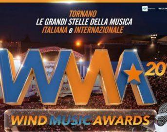 Replica Wind Music Awards 2017 puntata 5 giugno: come vedere il video integrale