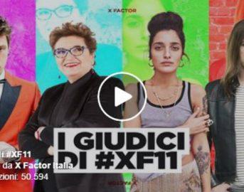X Factor 2017 giudici, l'annuncio ufficiale in un video social: da Fedez a Mara Maoinchi, il cast