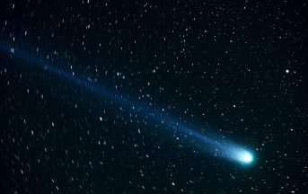 Cometa verde 2017: in arrivo la seconda di primavera