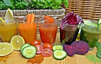 Dieta detox ricette: 5 frullati per tornare in forma con gusto