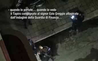 """Flavio Insinna attacca Striscia la Notizia e pubblica il video del tapiro rifiutato: """"Ezio Greggio non paga le tasse"""""""