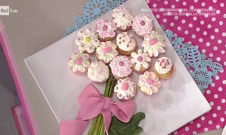 La prova del cuoco ricette dolci oggi, la prova del cuoco ricette dolci, la prova del cuoco ricette oggi, la prova del cuoco 10 maggio 2017, muffin della mamma natalia cattelani, muffin della mamma la prova del cuoco,