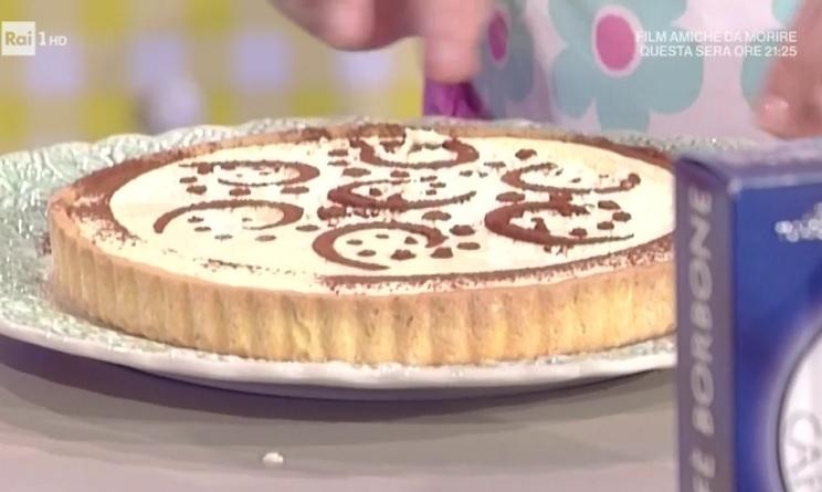 Crostata Tiramisù Di Anna Moroni Idea Di Immagine Del Torta