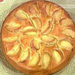La prova del cuoco ricette dolci oggi, la prova del cuoco ricette dolci, la prova del cuoco ricette oggi, la prova del cuoco 16 maggio 2017, torta di pesche anna moroni, torta di pesche la prova del cuoco,