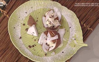 La Prova del Cuoco ricette dolci oggi: ciocco e gianduia di Guido Castagna