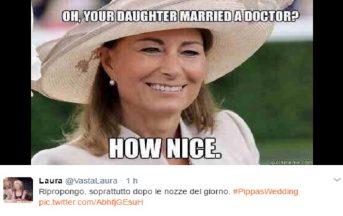 Pippa Middleton matrimonio: i migliori meme sulle nozze della sorella di Kate [FOTO]
