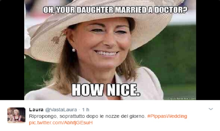 pippa middleton matrimonio, pippa middleton matrimonio meme,