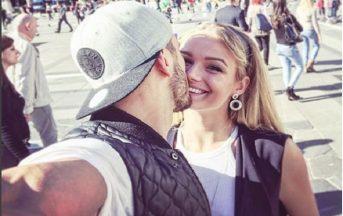 Mercedesz Henger presenta il nuovo fidanzato su Instagram: ecco l'uomo che le ha fatto perdere la testa