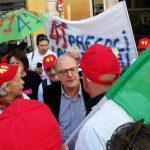 Pensioni 2017 Quota 41 e proroga Opzione Donna, i lavoratori manifestazione