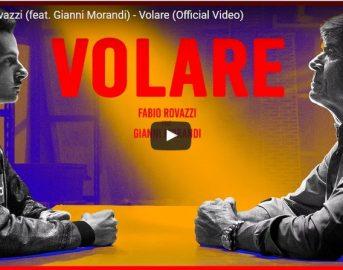 """Fabio Rovazzi e Gianni Morandi: Volare in Playback? La versione del """"non-cantante"""" su Instagram"""