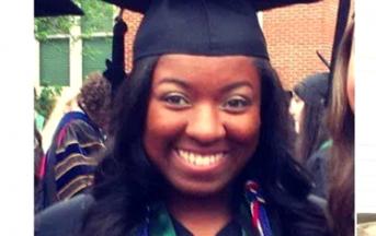 Usa, studentessa sfigurata da farmaco antiepilettico e per bipolarismo: la terribile storia di Khaliah (FOTO)