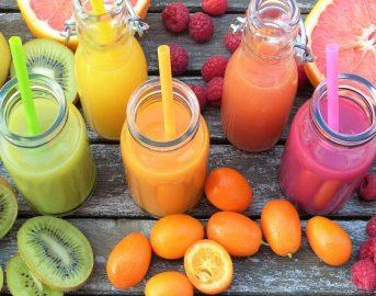 Dieta detox ricette: 5 centrifugati di frutta e verdura per tornare in forma