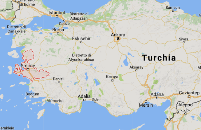 Turchia bus precipita in scarpata: strage di donne e bambini