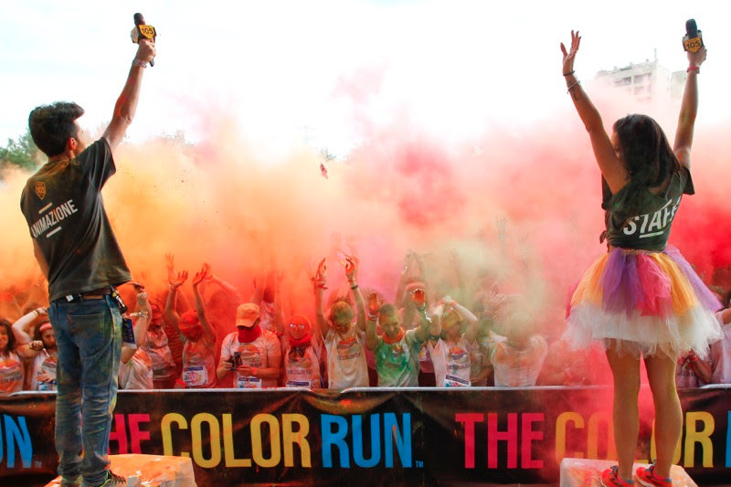 The Color Run Bologna