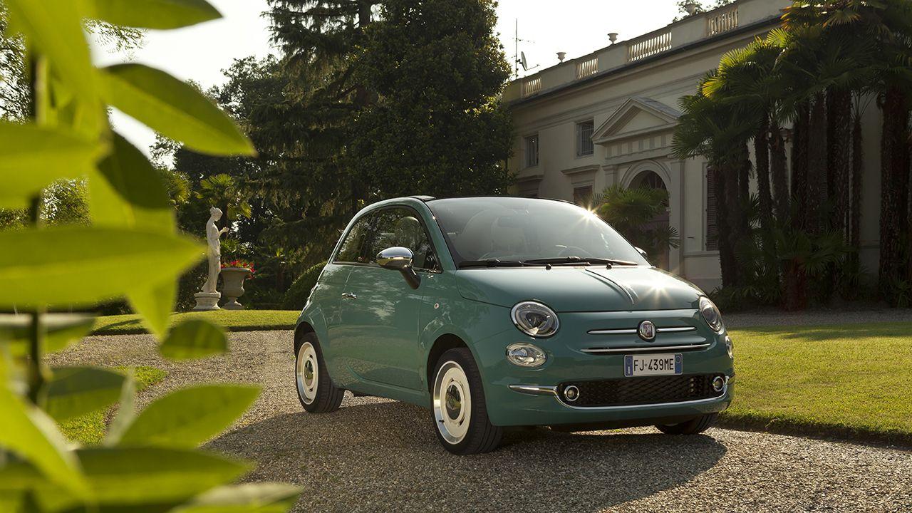 Fiat 500 Anniversario caratteristiche prezzo
