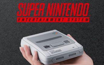 Super Nintendo Classic Mini, uscita e prezzo: 21 giochi cult nella versione celebrativa