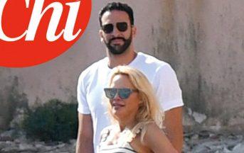 Pamela Anderson fidanzato: la star di Baywatch dimentica Julian Assange con l'ex Milan Rami (FOTO)