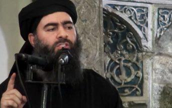 "Isis news: ""Al Baghdadi è vivo e si nasconde a Raqqa"""